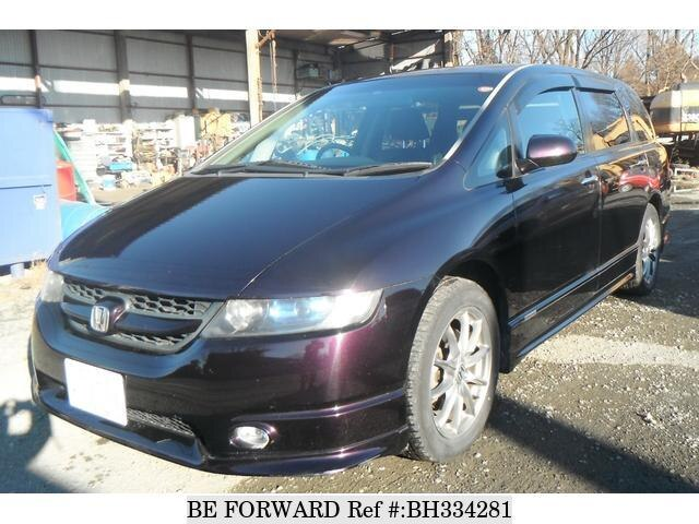 Used 2004 HONDA ODYSSEY BH334281 for Sale
