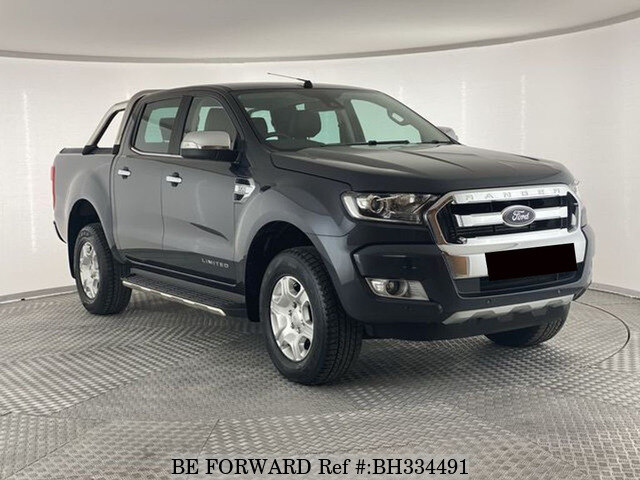 Used 2018 FORD RANGER BH334491 for Sale