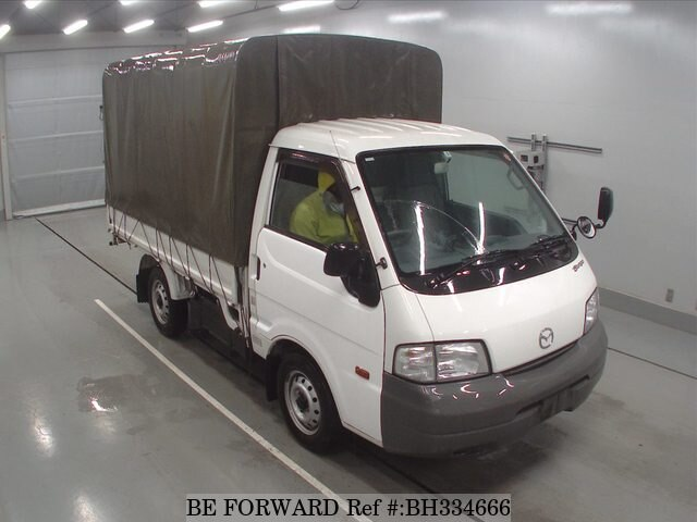 Used 2015 MAZDA BONGO TRUCK BH334666 for Sale