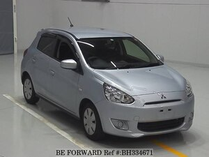 Used 2015 MITSUBISHI MIRAGE BH334671 for Sale