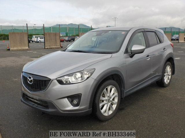 Used 2012 MAZDA CX-5 BH333468 for Sale
