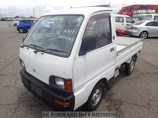Used 1996 MITSUBISHI MINICAB TRUCK BH333570 for Sale