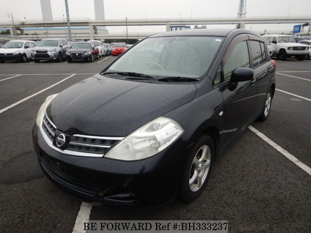 Used 2009 NISSAN TIIDA BH333237 for Sale