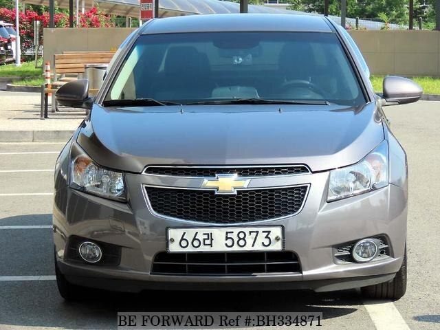 Used 2012 CHEVROLET CRUZE BH334871 for Sale