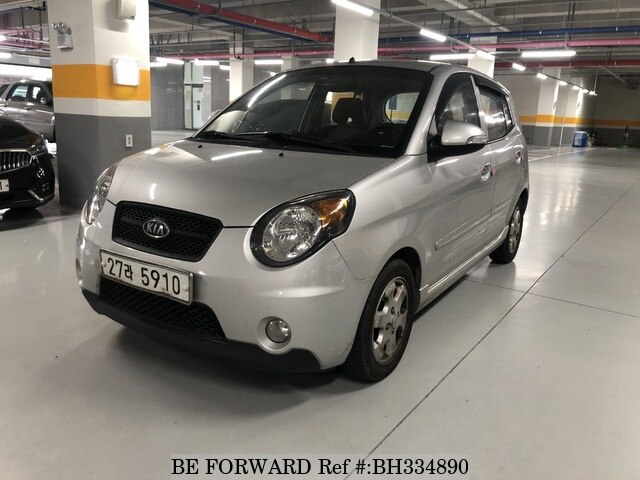 Used 2008 KIA MORNING (PICANTO) BH334890 for Sale