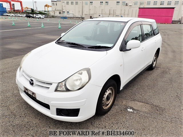 Used 2012 MAZDA FAMILIA VAN BH334600 for Sale