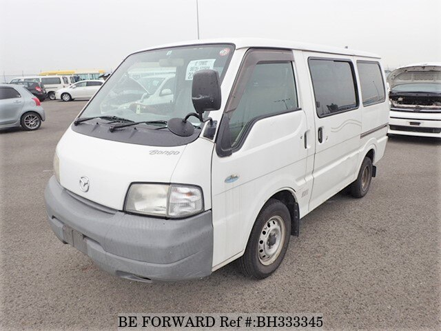 Used 2005 MAZDA BONGO VAN BH333345 for Sale