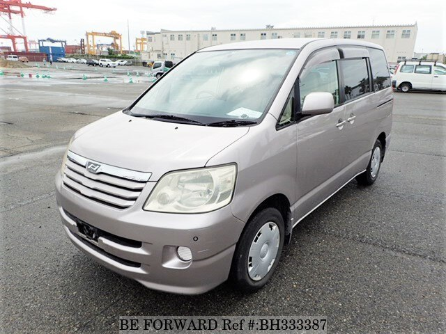 Used 2003 TOYOTA NOAH BH333387 for Sale