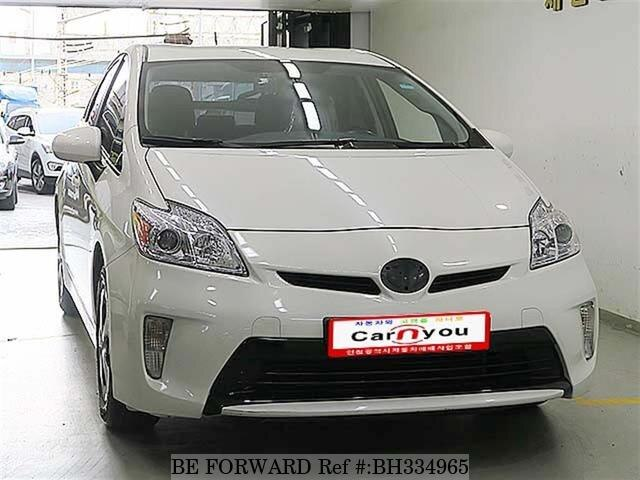 Used 2015 TOYOTA PRIUS BH334965 for Sale