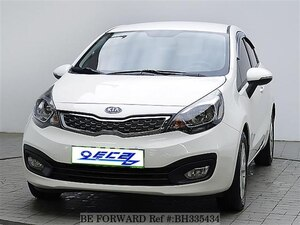 Used 2012 KIA PRIDE (RIO) BH335434 for Sale