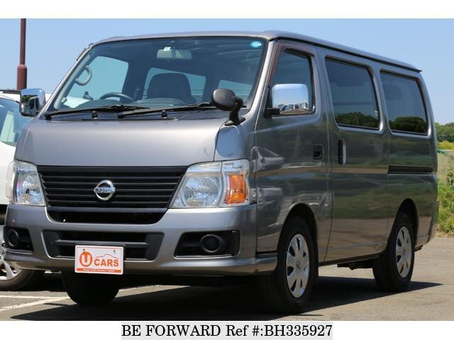 Used 2009 NISSAN CARAVAN VAN BH335927 for Sale
