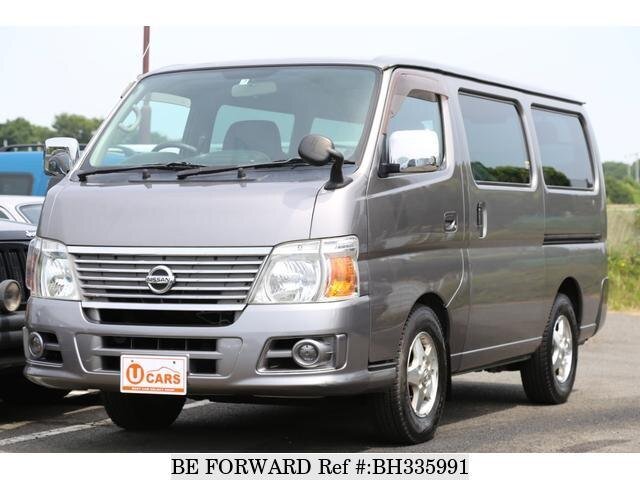Used 2011 NISSAN CARAVAN VAN BH335991 for Sale