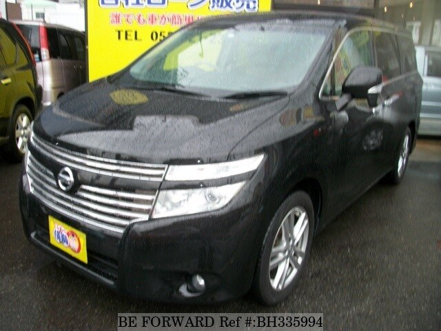 Used 2010 NISSAN ELGRAND BH335994 for Sale