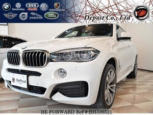 Used 2016 BMW X6 BH336521 for Sale