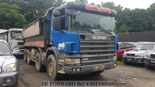 Used 2006 SCANIA P SERIES BH336548 for Sale