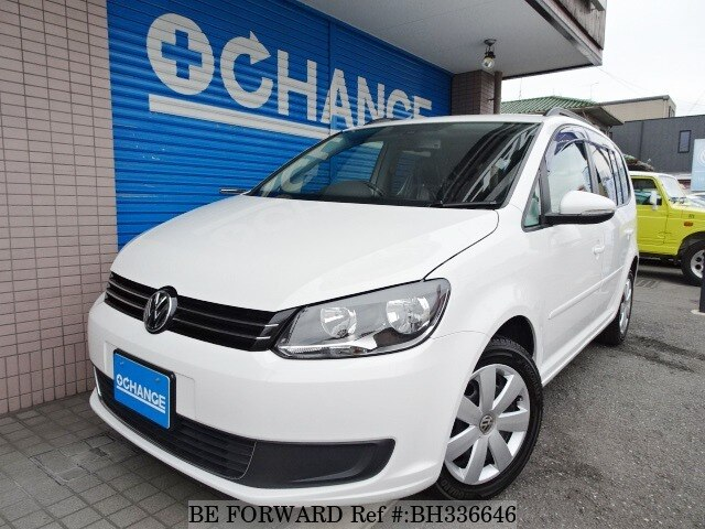 Used 2011 VOLKSWAGEN GOLF TOURAN BH336646 for Sale
