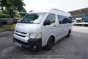 Used 2008 TOYOTA HIACE VAN BH336781 for Sale