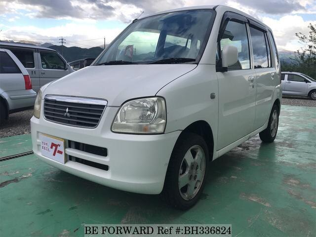Used 2001 MITSUBISHI TOPPO BJ BH336824 for Sale