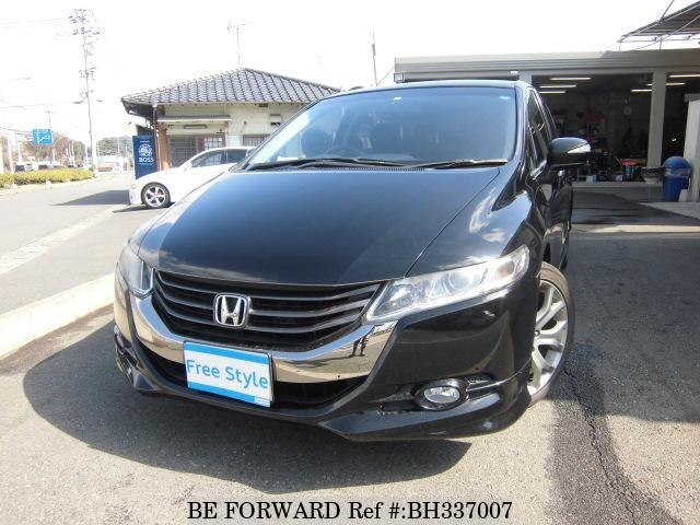 Used 2009 HONDA ODYSSEY BH337007 for Sale