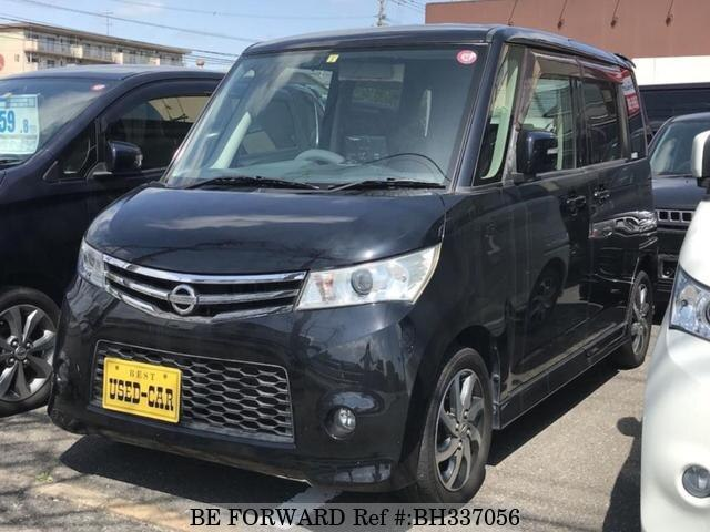 Used 2010 NISSAN ROOX BH337056 for Sale