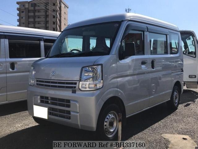 Used 2017 SUZUKI EVERY BH337160 for Sale