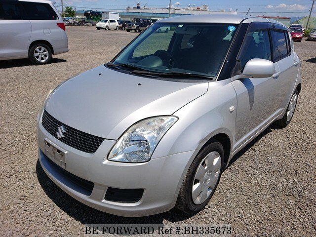 Used 2009 SUZUKI SWIFT BH335673 for Sale