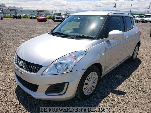 Used 2016 SUZUKI SWIFT BH335675 for Sale