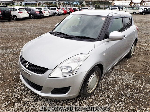 Used 2012 SUZUKI SWIFT BH337608 for Sale