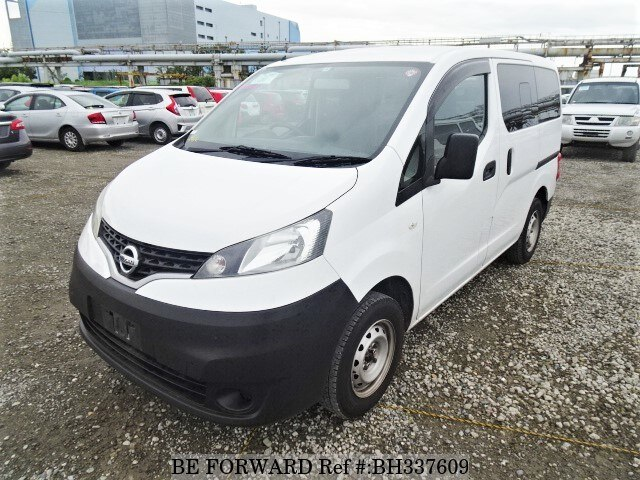 Used 2014 NISSAN VANETTE VAN BH337609 for Sale