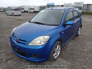 Used 2006 MAZDA DEMIO BH335817 for Sale