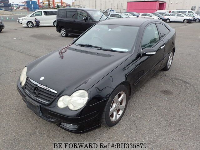 Used 2005 MERCEDES-BENZ C-CLASS BH335879 for Sale