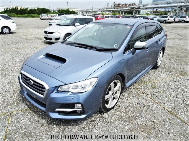 Used 2015 SUBARU LEVORG BH337632 for Sale