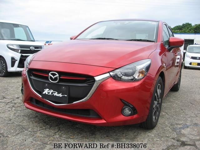 Used 2015 MAZDA DEMIO BH338076 for Sale