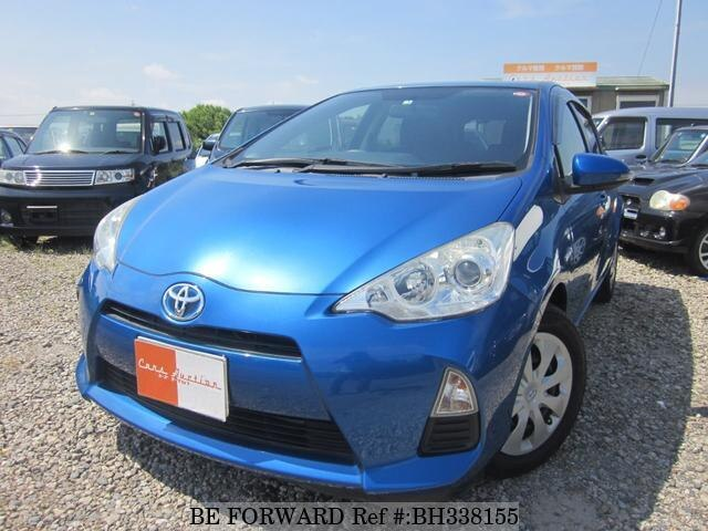 Used 2013 TOYOTA AQUA BH338155 for Sale