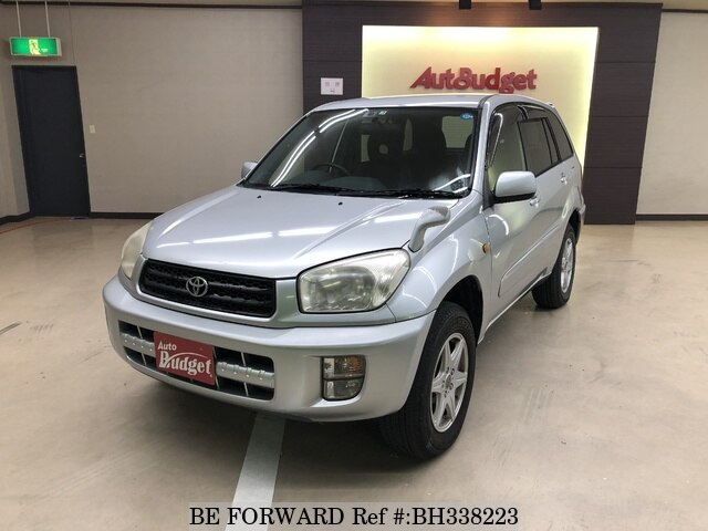 Used 2001 TOYOTA RAV4 BH338223 for Sale