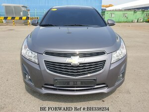 Used 2014 CHEVROLET CRUZE BH338234 for Sale