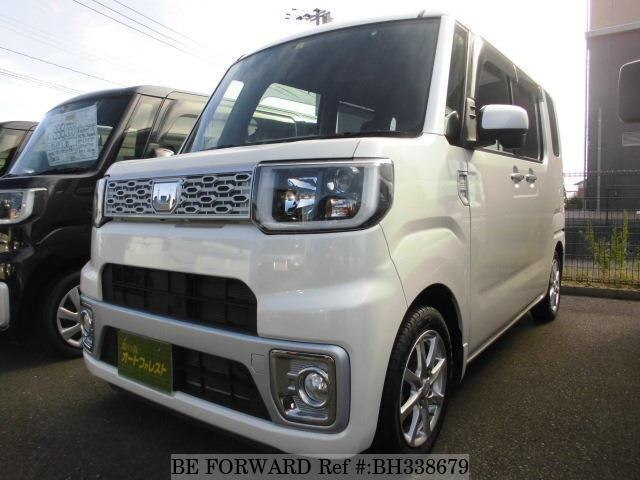 Used 2015 DAIHATSU WAKE BH338679 for Sale