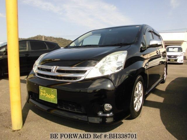 Used 2011 TOYOTA ISIS BH338701 for Sale