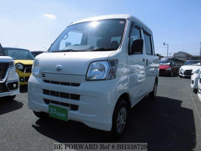 Used 2013 DAIHATSU HIJET VAN BH338729 for Sale