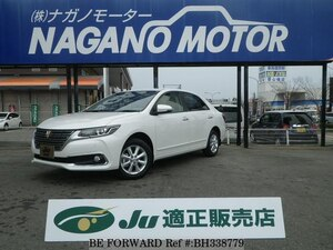 Used 2020 TOYOTA PREMIO BH338779 for Sale