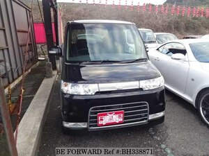 Used 2007 DAIHATSU TANTO BH338871 for Sale