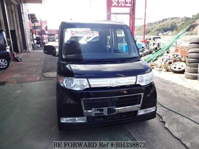 Used 2009 DAIHATSU TANTO BH338872 for Sale