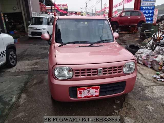 Used 2012 SUZUKI LAPIN BH338895 for Sale