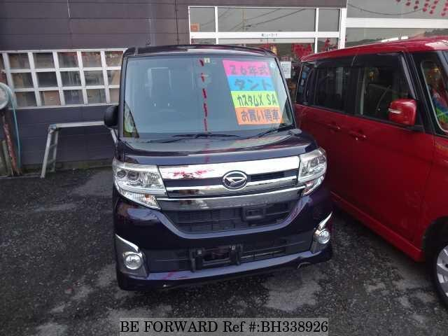 Used 2014 DAIHATSU TANTO BH338926 for Sale