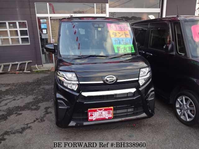 Used 2019 DAIHATSU TANTO BH338960 for Sale