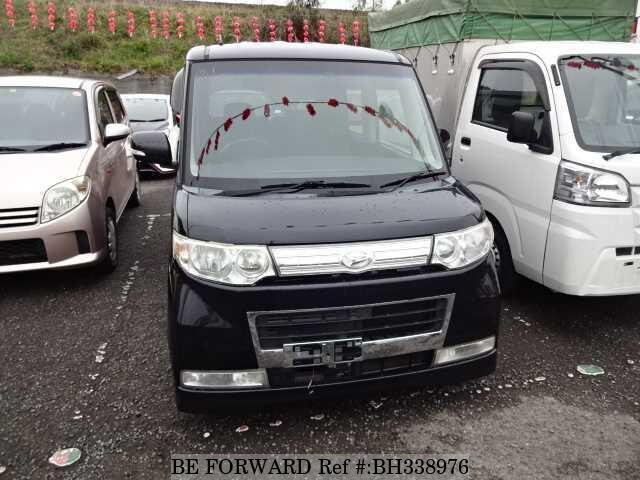 Used 2009 DAIHATSU TANTO BH338976 for Sale