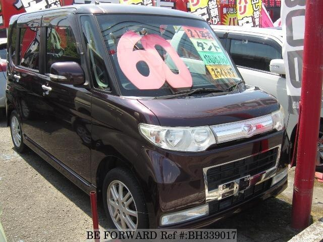 Used 2009 DAIHATSU TANTO BH339017 for Sale