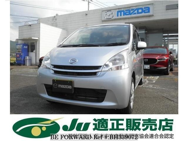 Used 2012 DAIHATSU MOVE BH339072 for Sale
