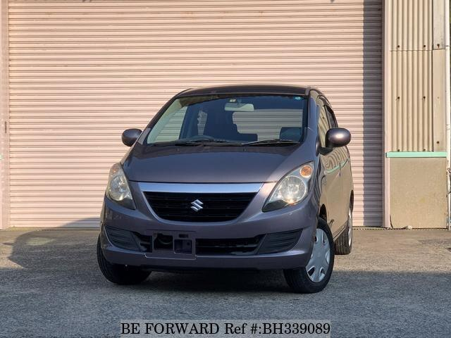Used 2007 SUZUKI CERVO BH339089 for Sale