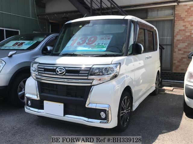 Used 2016 DAIHATSU TANTO BH339128 for Sale